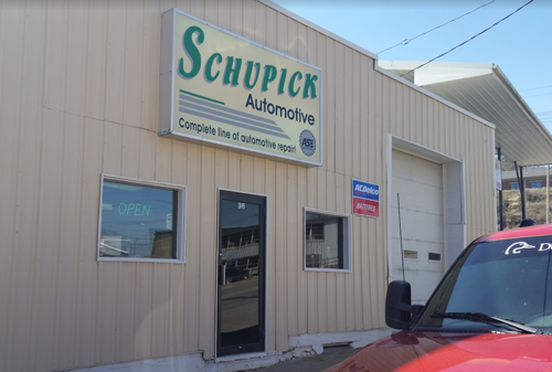 Schupick Automotive | 319-754-1579 | 305 Division St, Burlington IA 52601